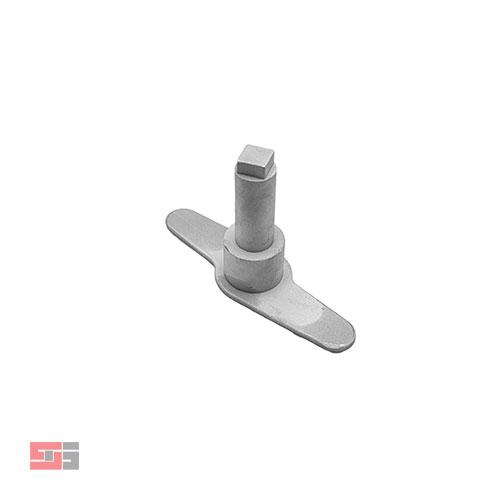 قطعات ریخته گری استیل | قطعات صنعتی فولادی | تولید قفل و کلید گاو صندوق | دستگیره گاو صندوق