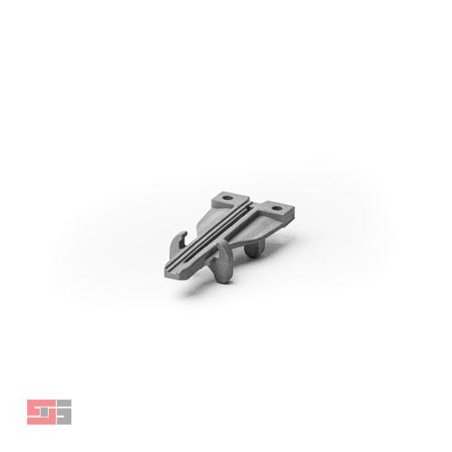 تولید قطعات یدکی میخ کوب به روش ریخته گری دقیق | تفنگ میخ کوب