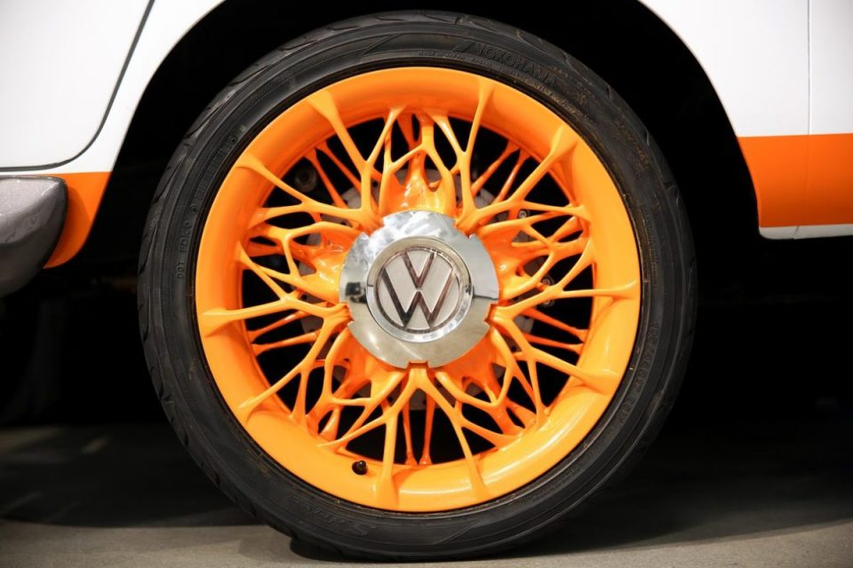 ریخته گری دقیق رینگ خودرو توسط شرکت فولکس واگن