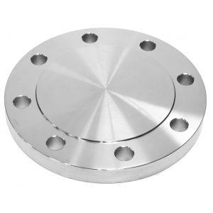 صفحه کور فلنج | Flange blind plate