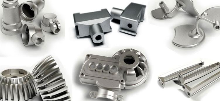 قطعات ریخته گری آلومینیوم | استفاده از آلیاژ آلومینیوم در ریخته گری دقیق
