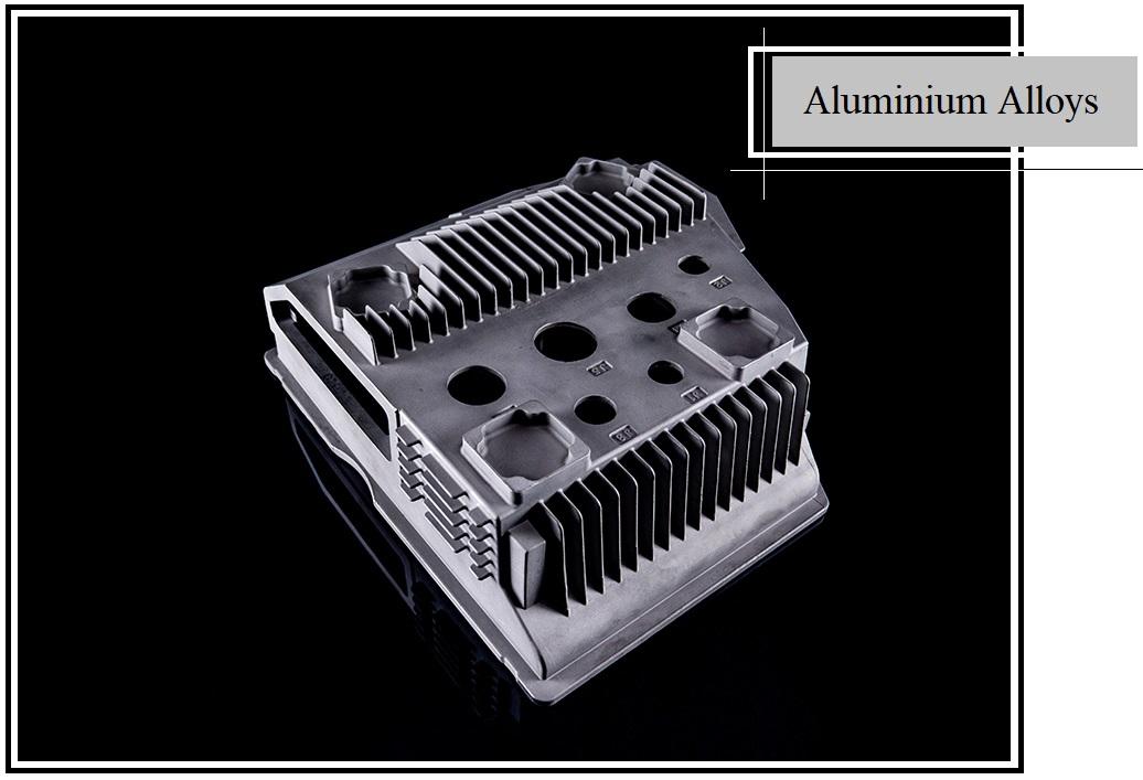 ریخته گری آلومینیوم | آلیاژ آلومینیوم