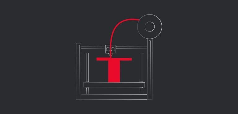 انواع پرینتر سه بعدی در ریخته گری دقیق | ریخته گری با پرینتر سه بعدی | پرینتر (FUSED DEPOSITION MODELLING (FDM