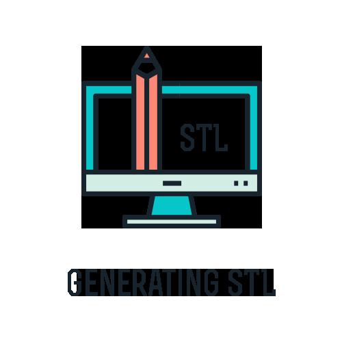 ساخت فایل STL پرینتر سه بعدی | ساخت مدل اولیه قطعات ریخته گری با پرینتر سه بعدی