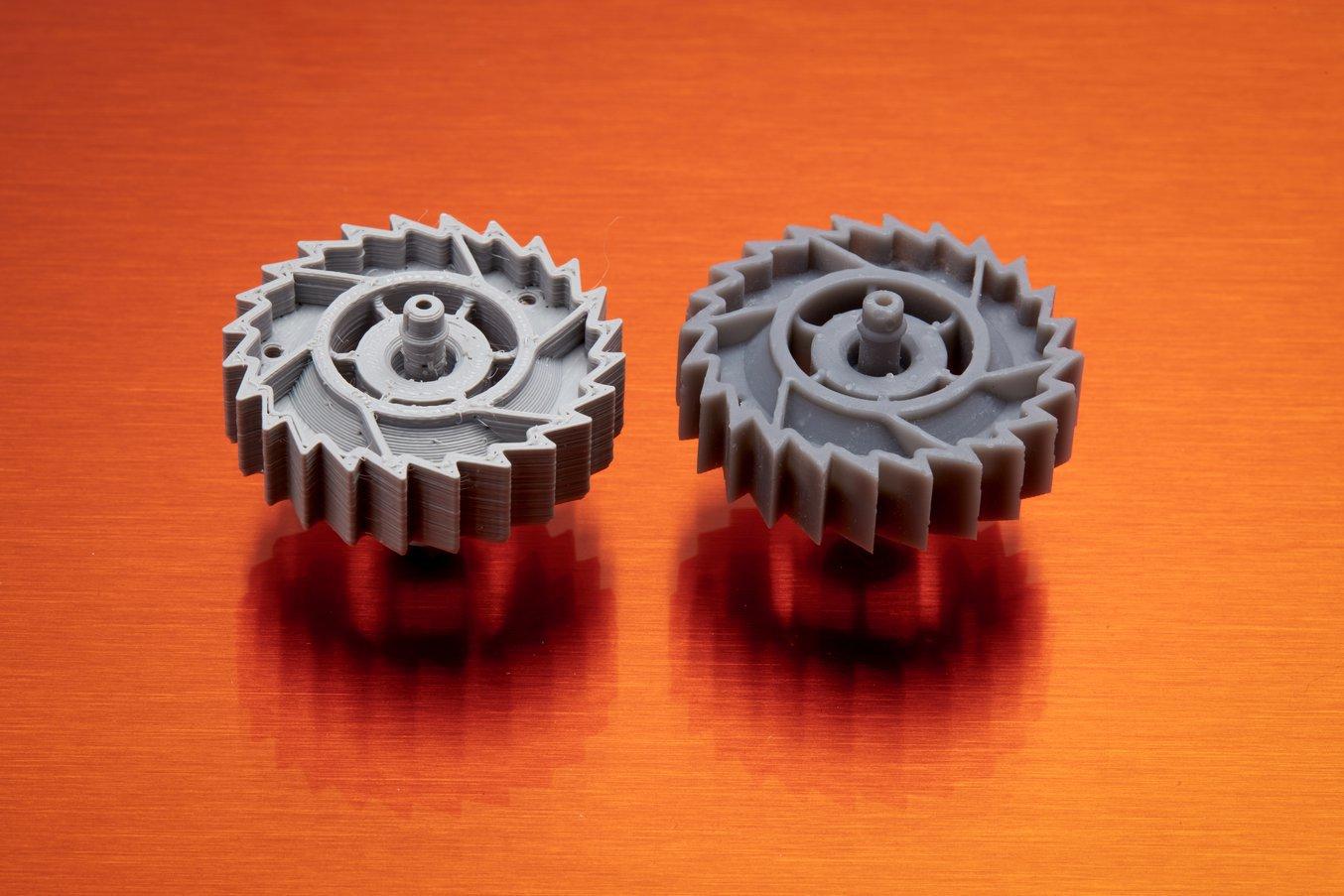 نکاتی برای استفاده از پرینتر سه بعدی در ریخته گری