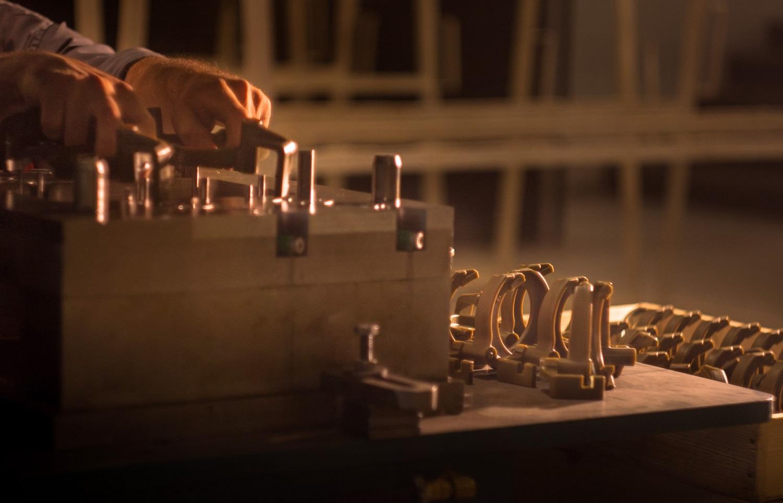 ریخته گری فولاد ضد زنگ توسط کارخانه ریخته گری دقیق صنعت گستر