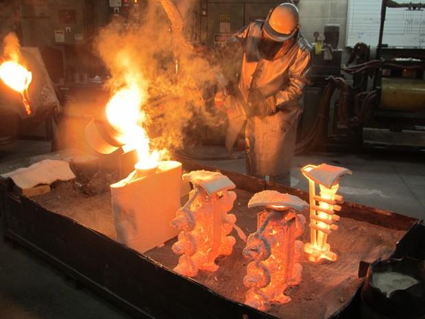 ریخته گری انواع گریدهای فولاد ضد زنگ